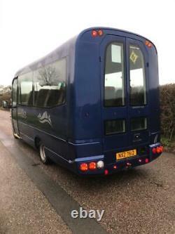 Mercedes Sprinter 413cdi, Plaxton Pronto Minibus 16 Places, Porte Électrique