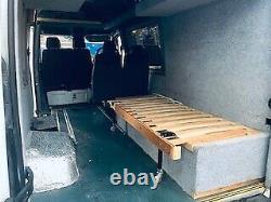 Mercedes Sprinter 515cdi Swb 2009 /very Rare/ Ex Police/ Camper Project/day Van