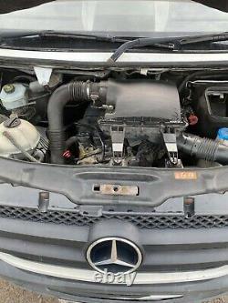 Mercedes Sprinter À Plat