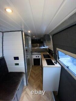 Mercedes Sprinter Camping-car Conversion Fourgonnette