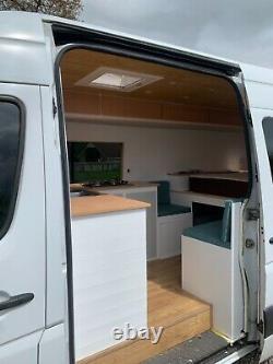 Mercedes Sprinter Camping-car Lwb