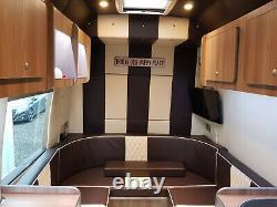 Mercedes Sprinter Camping-car Xlwb Super High 3 Couchette Grande Spec