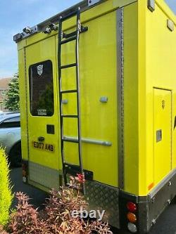 Mercedes Sprinter Ex-ambulance/camping-car/camping-car Auto