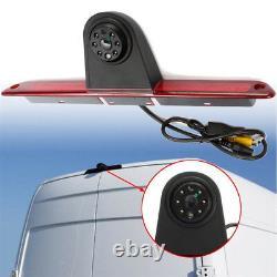 Mercedes Sprinter Ii, Vw Crafter Rückfahrkamera, Kamera An 3. Bremsleuchte