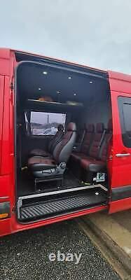 Mercedes Sprinter Lwb 2013