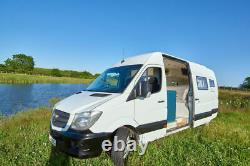 Mercedes Sprinter Lwb Camping-car Van
