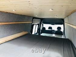 Mercedes Sprinter Lwb Day Van 2010 / Camper Long Mot Pas De Tva