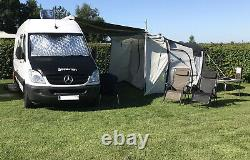 Mercedes Sprinter Lwb High Roof Race Van Camper Van Motorhome