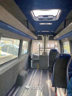 Mercedes Sprinter Minibus Campervan Conversion