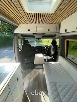 Mercedes Sprinter Mwb Hors Réseau Camping-car