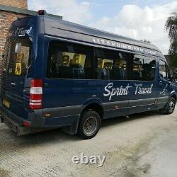 Mercedes Sprinter Psv Minibus