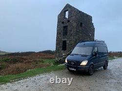 Mercedes Sprinter Swb Camper Van