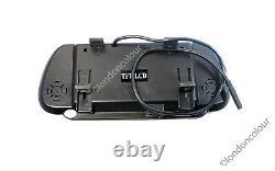 Mercedes Sprinter Van Brake Light Rear Viewreverse Camera +7 Clip-on Monitor Royaume-uni