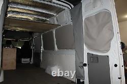 Mercedes Sprinter Van Canopy Accessoires Auvent Cordura Portes Arrière Magnétiques