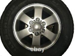 Mercedes Sprinter Vw Crafter 6x130 Van Rated Alloy Wheels Hifly 2356516 Pneus