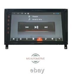 Mercedes Vito Sat Nav Android 9 Bt Wifi Radio Viano Sprinter Vw Crafter