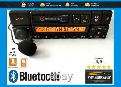Mercedes-benz Becker Be1150 Bluetooth + Freisprecheinrichtung Radio