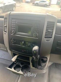 Mercedes-benz Sprinter 2,1 CDI 316 Lwb Toit Surélevé