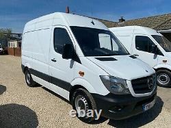 Mercedes-benz Sprinter 310 2014/64 Base À Roues Courtes High Roof Direct Company
