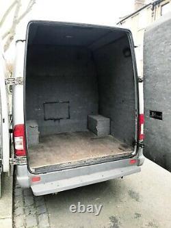Mercedes-benz Sprinter 311 CDI Mwb Hightop Van Idéal Pour Les Tournées, Camping, Bandes