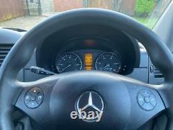 Mercedes-benz Sprinter 313 CDI Lwb 190bhp Van Day Van Race Camper MX Diesel