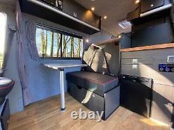 Mercedes-benz Sprinter 4 Berth Mwb Campervan Motorhome Race Van/not Transporter