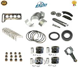 Mercedes-benz Sprinter Om651 Engine Rebuild Kit Flambant Neuf