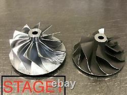 Mise À Niveau 300 HP Stage1 Turbocompresseur V6 A6420900280 Mercedes-benz 320cdi