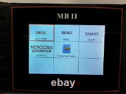 Obd Diagnosegerät Icarsoft MB II Für Mercedes-benz Und Sprinter + Smart De/eng