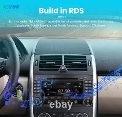 Pour Mercedes Benz A Classe B Vito Viano Sprinter Car Radio DVD Stereo Gps Sat Nav