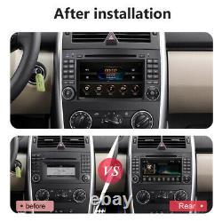 Pour Mercedes Benz Classe B Vito Viano Sprinter Voiture Gps Radio DVD Stereo Sat Nav