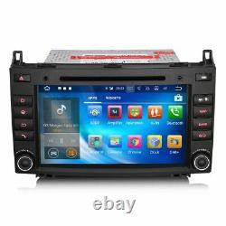 Radio De Voiture Pour Mercedes Sprinter W639 Android 10.0 Stereo Dab Satnav Gps Wifi 7
