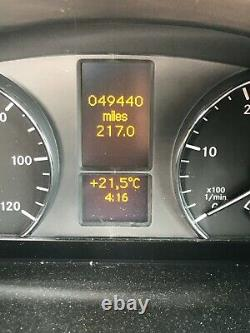 Rapido 996m Mercedes Benz Sprinter A Classe 2007 3.0 Diesel Automatique