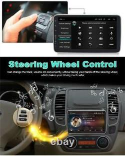 Simple Din Voiture Écran Tactile 10.1 '' Android 8.1 Stereo Radio Gps Wifi Miroir Lien