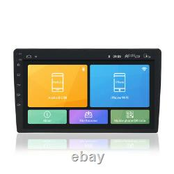 Single Din Android8.1 10 Voiture Stéréo Radio Gps Navigation Wifi Dab Mirror Link