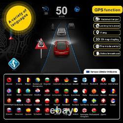 Stéréo Voiture DVD Bt Radio Sat Nav Mercedes Benz W169 W245 Viano Et Vito W639 Sprinter