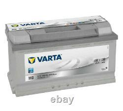 Varta H3 Silver 019 100ah Voiture Batterie Mercedes Slk Van Sprinter Viano Etc