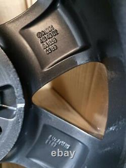 Véritable Mercedes Sprinter Oem 16 Roues En Alliage Anthracite Gris 6x130 A0014014002